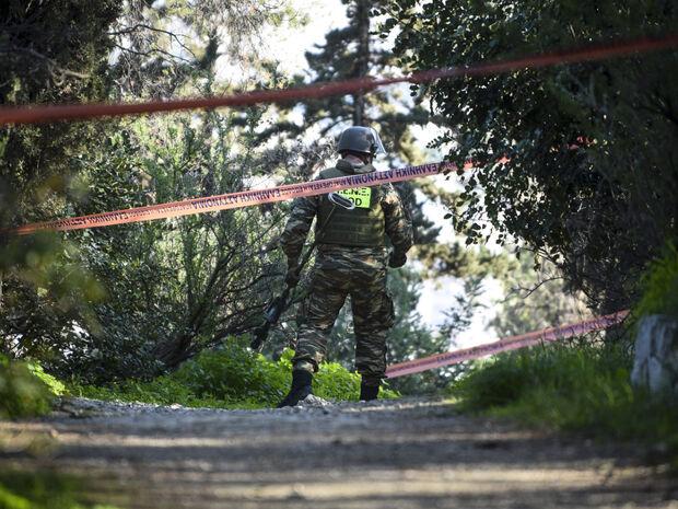 Πανικός στη Θεσσαλονίκη με αυτό που εντόπισαν στο ρέμα – Έσπευσε ο στρατός (Pics)