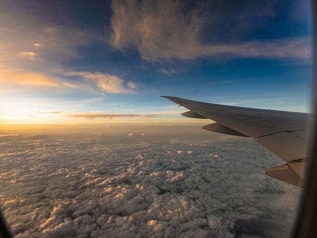 Επιβάτης «πάγωσε» όταν κατάλαβε τι ξέχασε στο αεροπλάνο (pics)