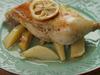 Ο Γιώργος Τσούλης προτείνει: Λαχταριστό κοτόπουλο λεμονάτο με πατάτες στο φούρνο