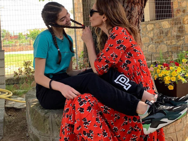 3 πράγματα που δεν ξέρεις για τη Μελίνα Νικολαΐδη, την κόρη της Δέσποινας Βανδή