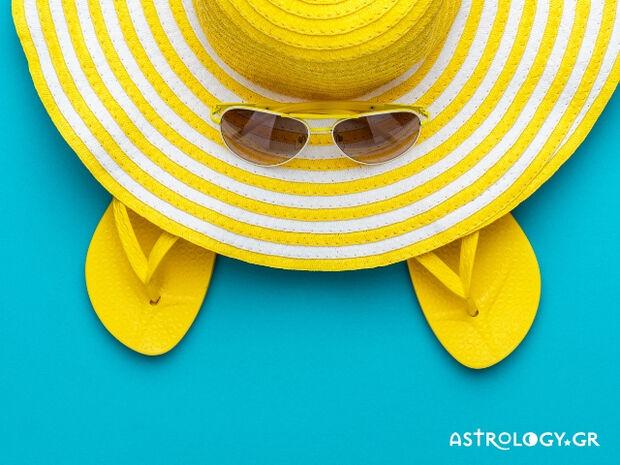 Ζώδια Σήμερα 21/06: Μέσα σε όλους μας υπάρχει πάντα ένα μικρό καλοκαίρι!