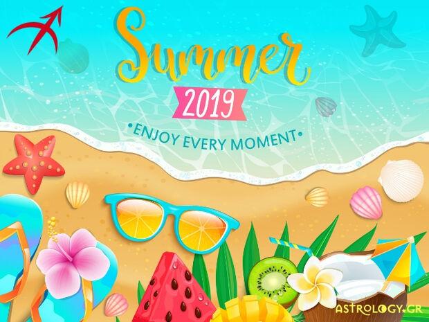 Καλοκαίρι 2019: Τοξότη, πόσο τυχερός θα είσαι στα ερωτικά και τα οικονομικά σου;