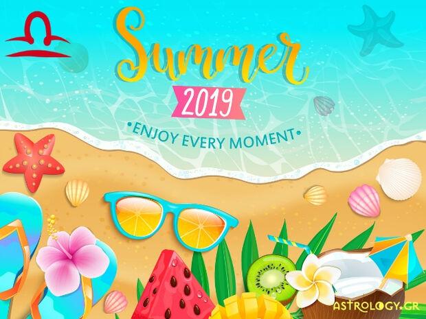 Καλοκαίρι 2019: Ζυγέ, πόσο τυχερός θα είσαι στα ερωτικά και τα οικονομικά σου;
