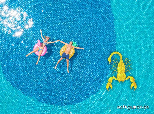 Σκορπιέ, τι δείχνουν τα άστρα για τα ερωτικά σου την εβδομάδα 24/06 έως 30/06