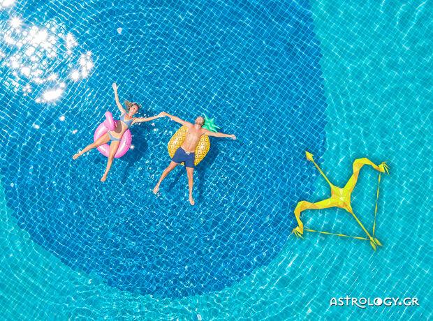 Τοξότη, τι δείχνουν τα άστρα για τα ερωτικά σου την εβδομάδα 24/06 έως 30/06