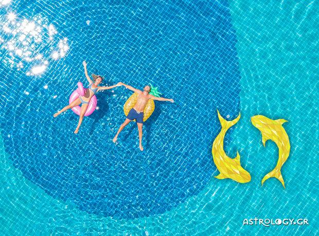 Ιχθύ, τι δείχνουν τα άστρα για τα ερωτικά σου την εβδομάδα 24/06 έως 30/06