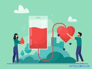 Με ποιο άτομο θα ταίριαζες ερωτικά, ανάλογα με την ομάδα αίματός σου;