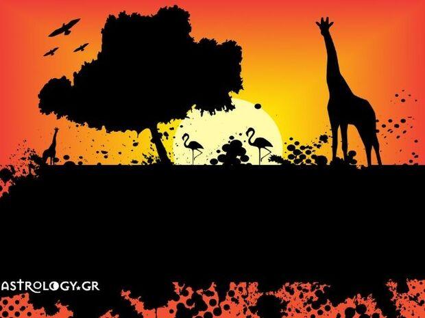 Αυτό το ζώδιο είσαι στο Αφρικανικό ωροσκόπιο, αν γεννήθηκες 04/02 έως 05/03