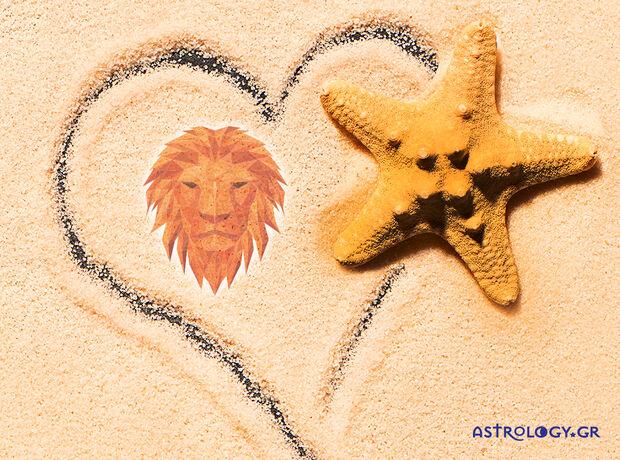 Λέοντα, τι δείχνουν τα άστρα για τα ερωτικά σου την εβδομάδα  08/07 έως 14/07