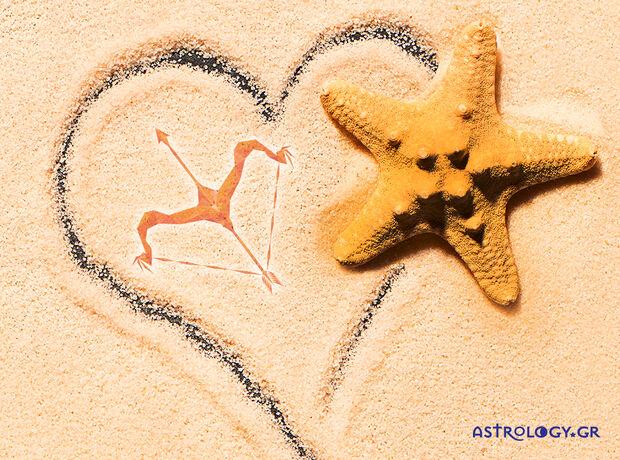 Τοξότη, τι δείχνουν τα άστρα για τα ερωτικά σου την εβδομάδα  08/07 έως 14/07
