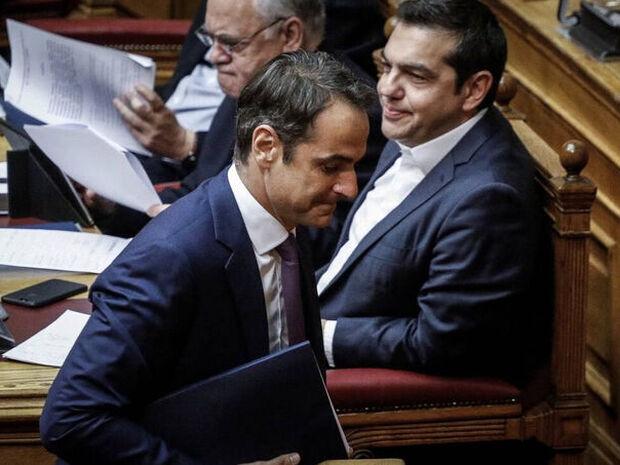 Βουλευτικές εκλογές 2019: Οι ελπίδες του Τσίπρα για ανατροπή και η ανησυχία του Μητσοτάκη