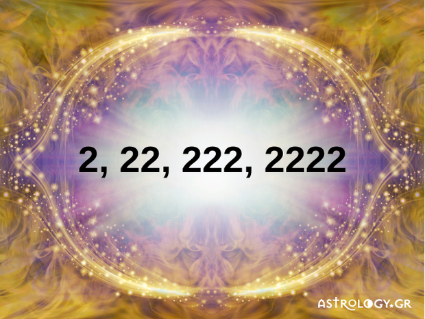 Βλέπεις συνέχεια το 2, 22, 222 ή 2222; Αυτό το μήνυμα σου στέλνουν οι Άγγελοι!