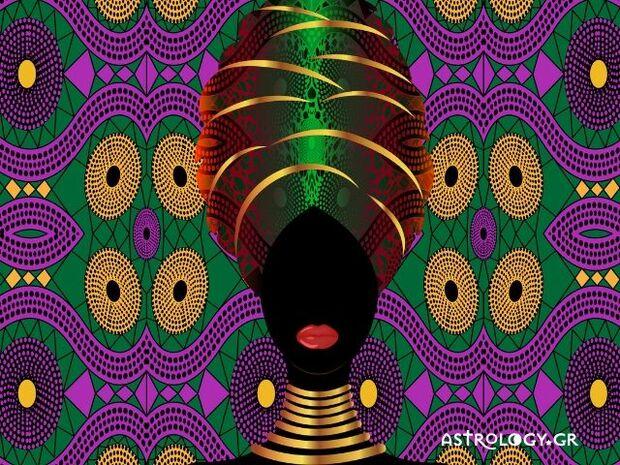 Αυτό το ζώδιο είσαι στο Αφρικανικό ωροσκόπιο, αν γεννήθηκες 05/07 - 04/08