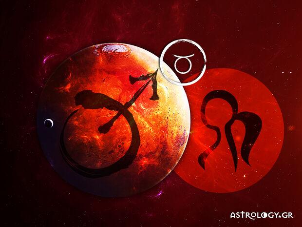 Ταύρε, εκεί πρέπει να προσέχεις με τον Άρη στην Παρθένο