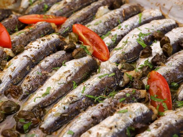 Η συνταγή της ημέρας: Σαρδέλες ψητές