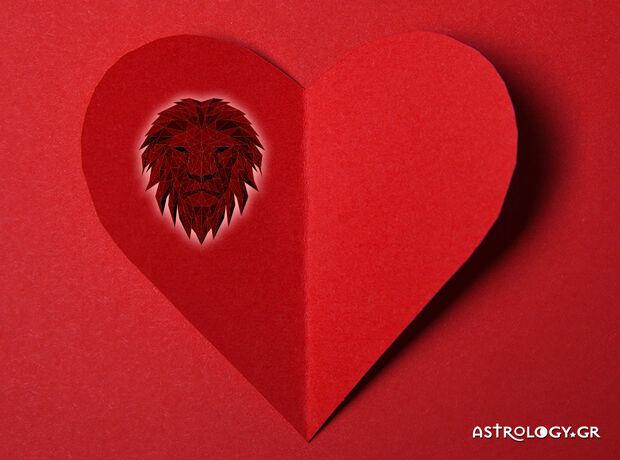 Λέοντα, τι δείχνουν τα άστρα για τα ερωτικά σου την εβδομάδα 26/08 έως 01/09