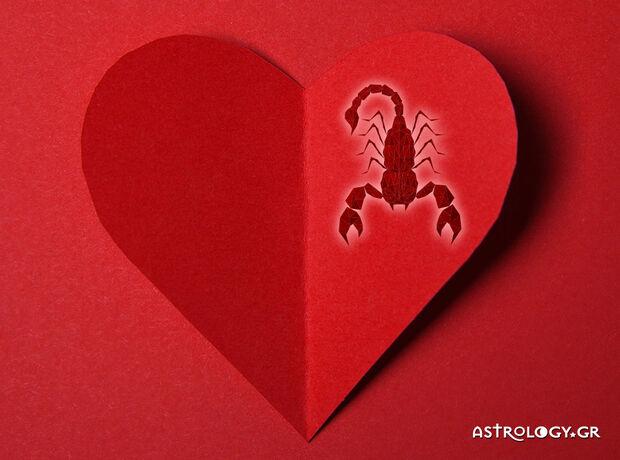 Σκορπιέ, τι δείχνουν τα άστρα για τα ερωτικά σου την εβδομάδα 26/08 έως 01/09