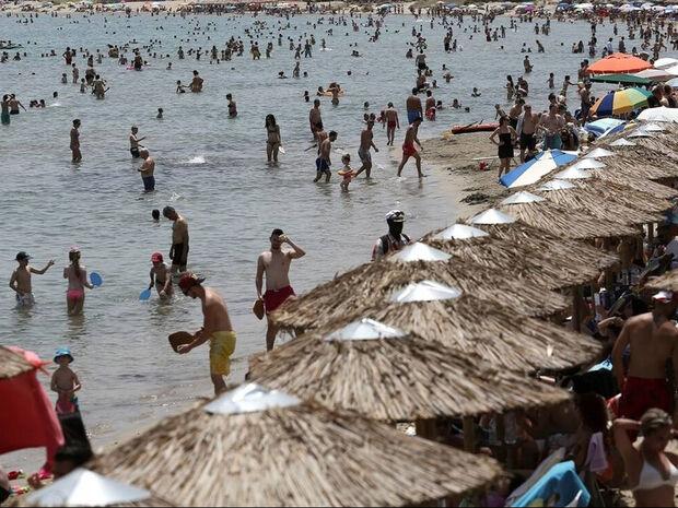 Καιρός: «Καυτή» Κυριακή με 39αρια - Έως 7 μποφόρ οι άνεμοι στο Αιγαίο