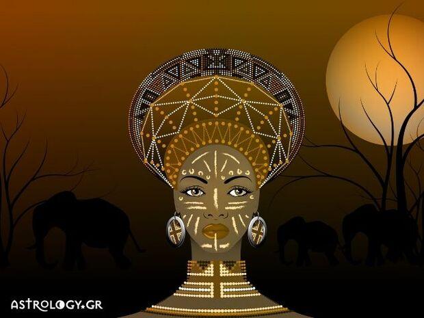 Αυτό το ζώδιο είσαι στο Αφρικανικό ωροσκόπιο, αν γεννήθηκες 04/11 - 03/12