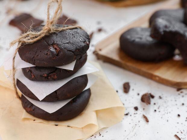 Cookies με αβοκάντο