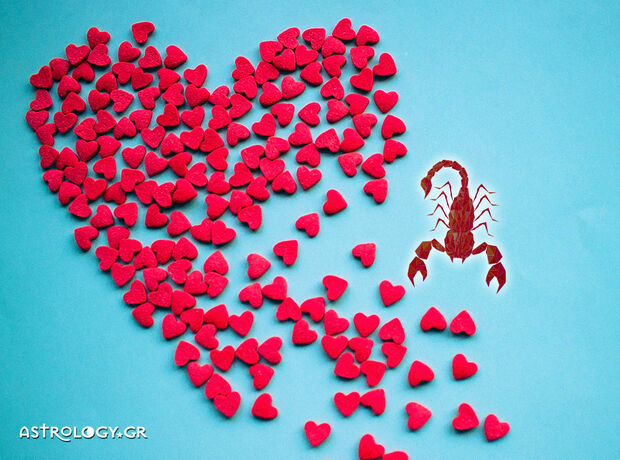 Σκορπιέ, τι δείχνουν τα άστρα για τα ερωτικά σου την εβδομάδα 23/09 έως 29/09