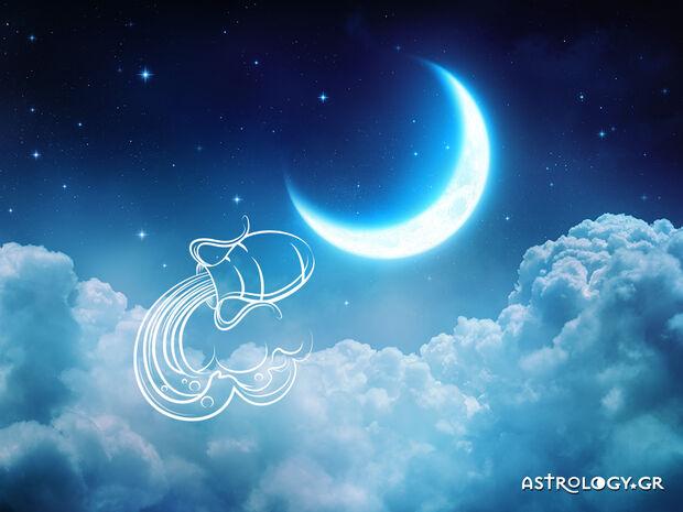 Υδροχόε, πώς σε επηρεάζει η Νέα Σελήνη στον Ζυγό;