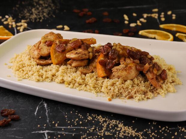 Μαροκινό κοτόπουλο