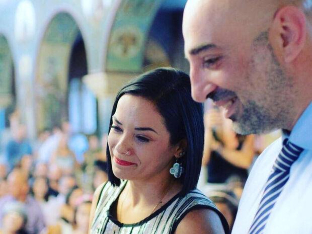 Κατερίνα Τσάβαλου: Δημοσίευσε νέες φωτογραφίες από τη βάφτιση της κόρης της - Δείτε τις (pics)