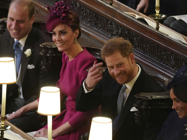 Ο πρίγκιπας Harry αποκάλυψε τη σχέση του με τον William και οι κακές φήμες μόλις επιβεβαιώθηκαν