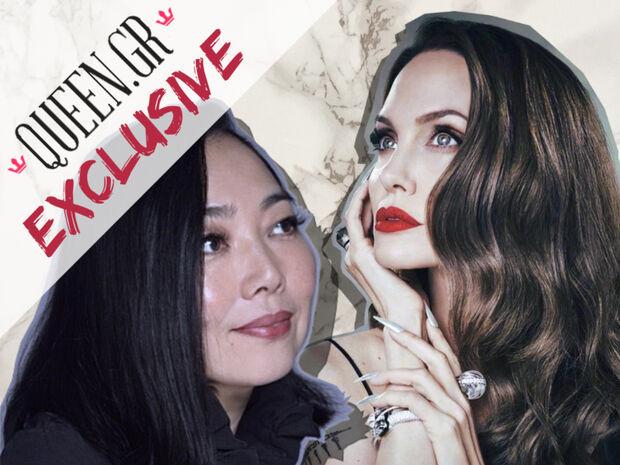 ΑΠΟΚΛΕΙΣΤΙΚΟ! Η nail artist της Angelina Jolie μας μίλησε για το μανικιούρ στην ταινία Maleficent