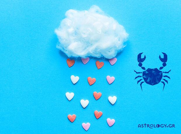 Καρκίνε, τι δείχνουν τα άστρα για τα ερωτικά σου την εβδομάδα 04/11 έως 10/11