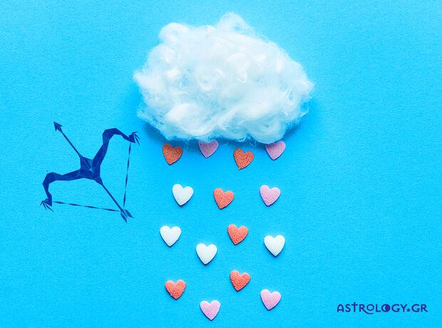 Τοξότη, τι δείχνουν τα άστρα για τα ερωτικά σου την εβδομάδα 04/11 έως 10/11