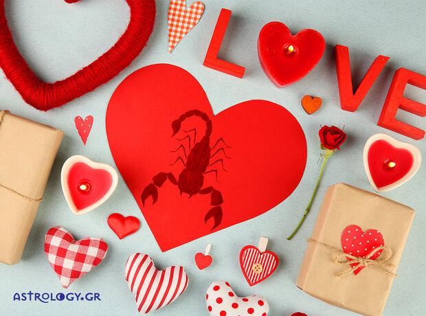 Σκορπιέ, τι δείχνουν τα άστρα για τα ερωτικά σου την εβδομάδα 11/11 έως 17/11