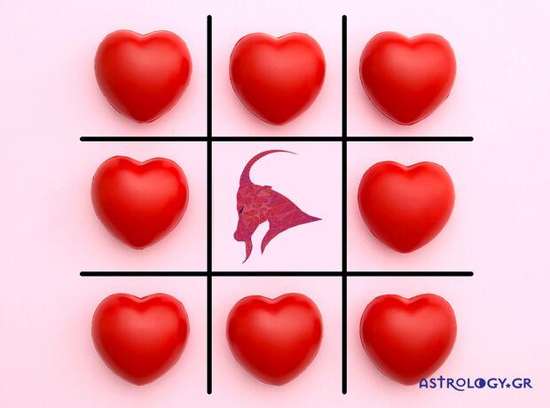 Αιγόκερε, τι δείχνουν τα άστρα για τα ερωτικά σου την εβδομάδα 18/11 έως 24/11