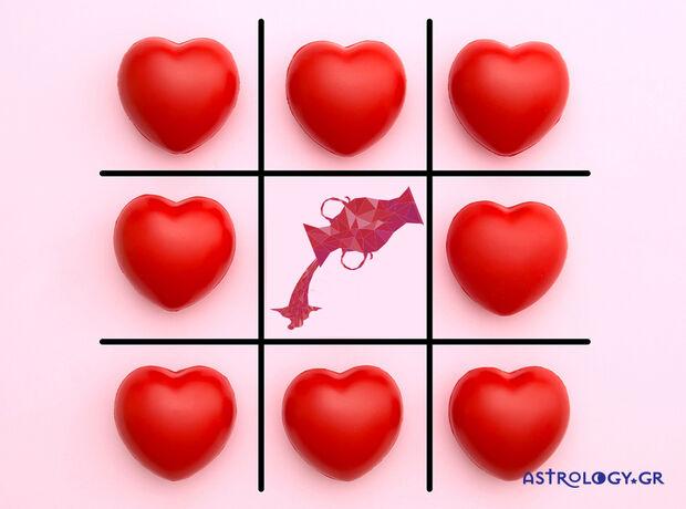 Υδροχόε, τι δείχνουν τα άστρα για τα ερωτικά σου την εβδομάδα 18/11 έως 24/11