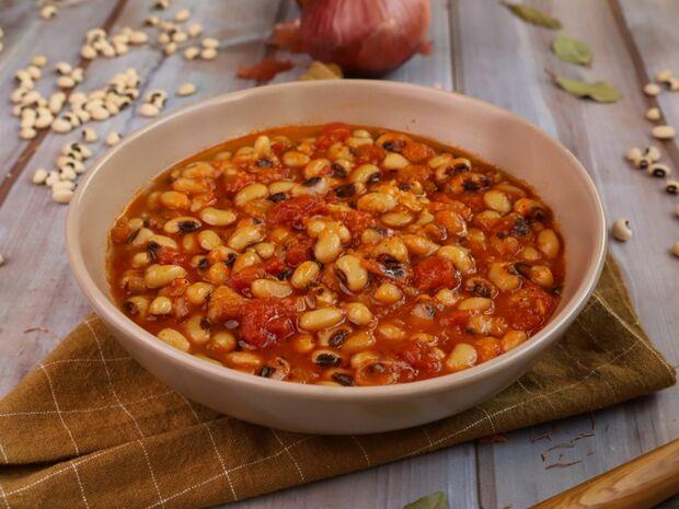 Συνταγή για μαυρομάτικα κοκκινιστά από τον Γιώργο Τσούλη