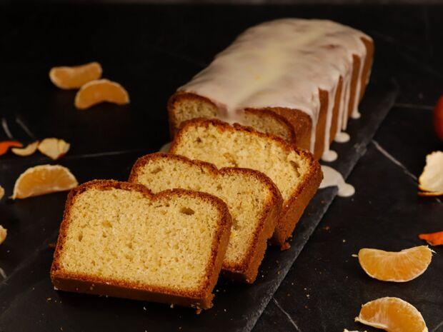 Συνταγή για κέικ μανταρινιού από τον Γιώργο Τσούλη