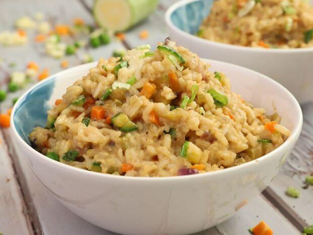 Συνταγή για τηγανητό ρύζι από τον Γιώργο Τσούλη