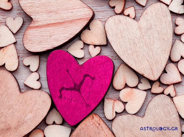 Τοξότη, τι δείχνουν τα άστρα για τα ερωτικά σου την εβδομάδα  25/11 έως 01/12