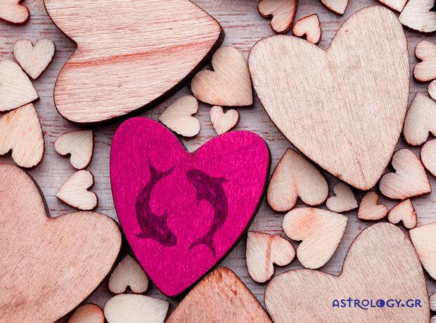 Ιχθύ, τι δείχνουν τα άστρα για τα ερωτικά σου την εβδομάδα  25/11 έως 01/12