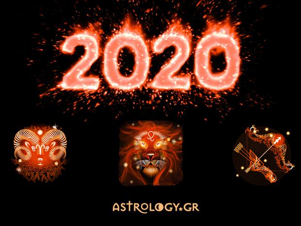 Κριέ, Λέοντα, Τοξότη είναι η τυχερή σου χρονιά το 2020;