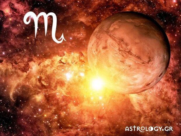 Άρης στον Σκορπιό: Φέρνει ανατροπές και εκπλήξεις πρώτου μεγέθους