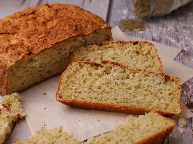 Συνταγή για ψωμί χωρίς γλουτένη από τον Γιώργο Τσούλη