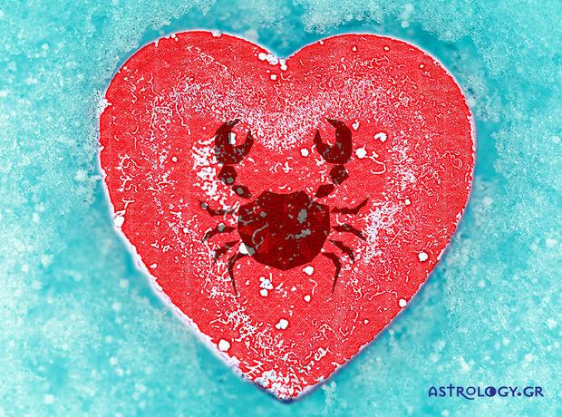 Καρκίνε, τι δείχνουν τα άστρα για τα ερωτικά σου την εβδομάδα  02/12 έως 08/12