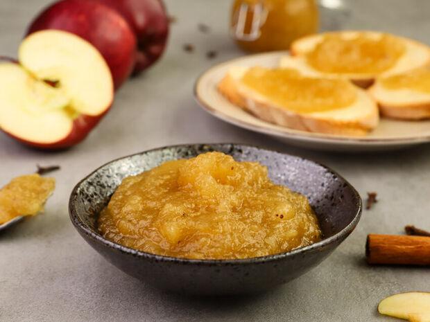 Συνταγή για μαρμελάδα μήλο από τον Γιώργο Τσούλη