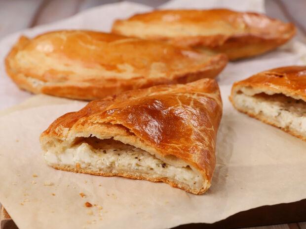 Συνταγή για τυρόπιτα κουρού από τον Γιώργο Τσούλη