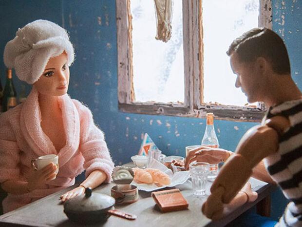 Η Barbie και ο Ken έτσι όπως δεν τους έχουμε ξαναδεί (pics)