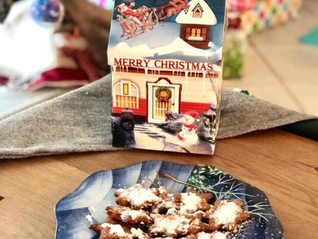 Χριστουγεννιάτικα μπισκότα χωρίς ζάχαρη για να τα τρως non stop, χωρίς τύψεις