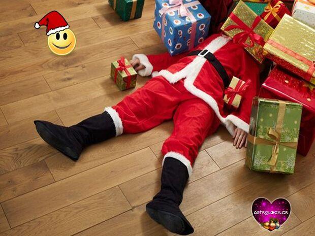 Γι' αυτόν τον λόγο θα γινόσουν απαίσιος Άγιος Βασίλης