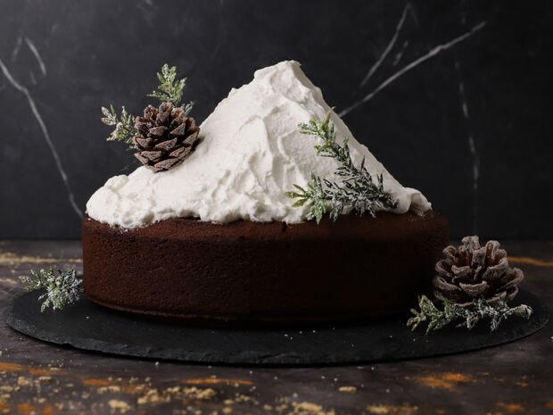 Συνταγή για gingerbread κέικ από τον Γιώργο Τσούλη